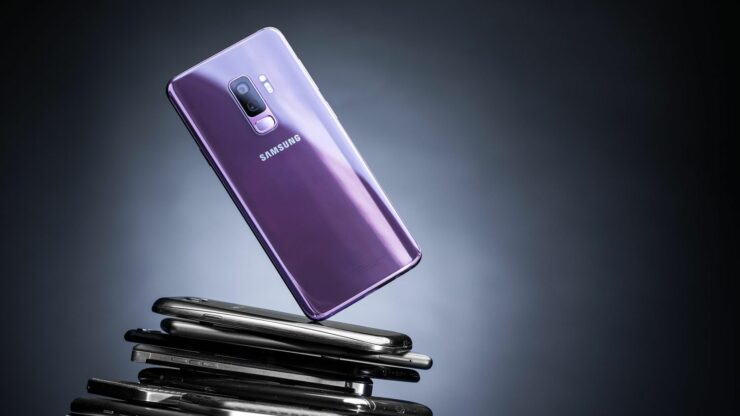 samsung galaxy s9 recovery mode