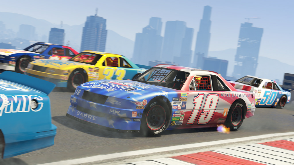 Rockstar Announces Gta Online Southern San Andreas Super Sport Series Offering New Game Modes And Cars