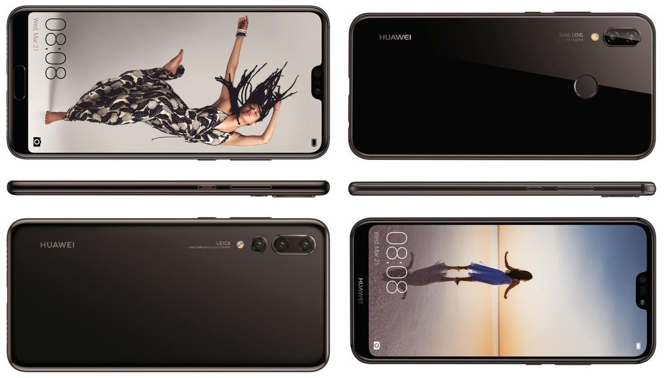 Huawei Teases Triple Camera Setup For The Upcoming P20 ...