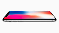 iPhone X gold color option rumor