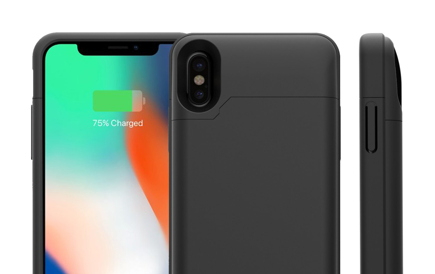 More Than Double Your iPhone X Battery Life for a Very ...