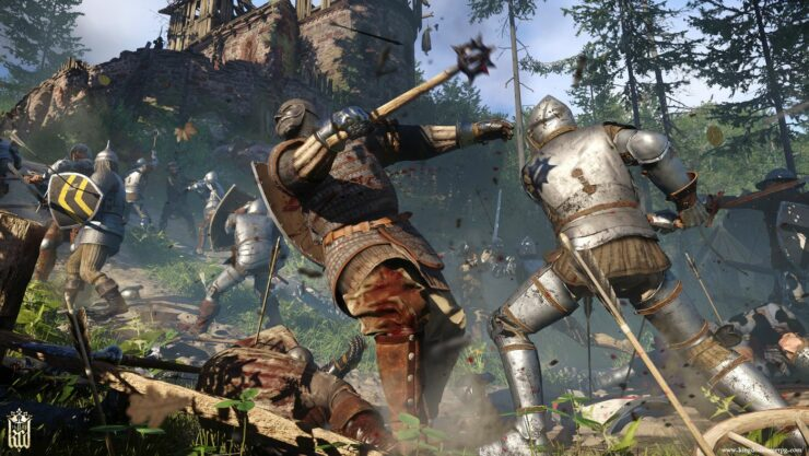 Kingdom Come Deliverance PC Patch 1.3.2