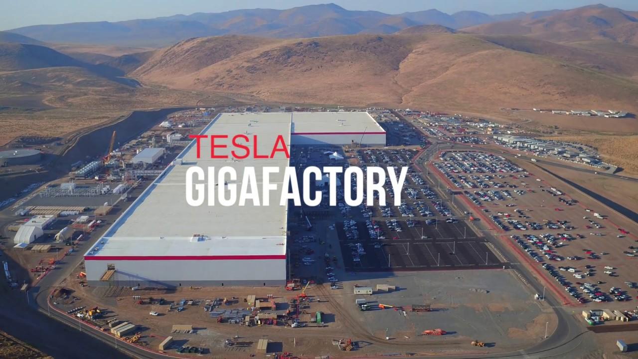 Tesla And Panasonic Halt Plans To Expand Gigafactory Model 3 Demand Slows