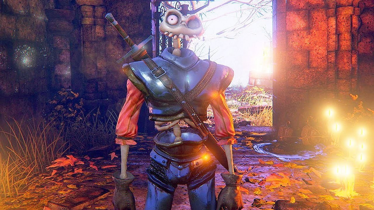 Medievil Ps4 Remaster Reportedly Includes Medievil Ii Walmart Rep