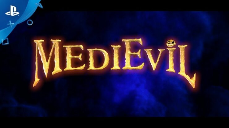 medievil ps4 remaster