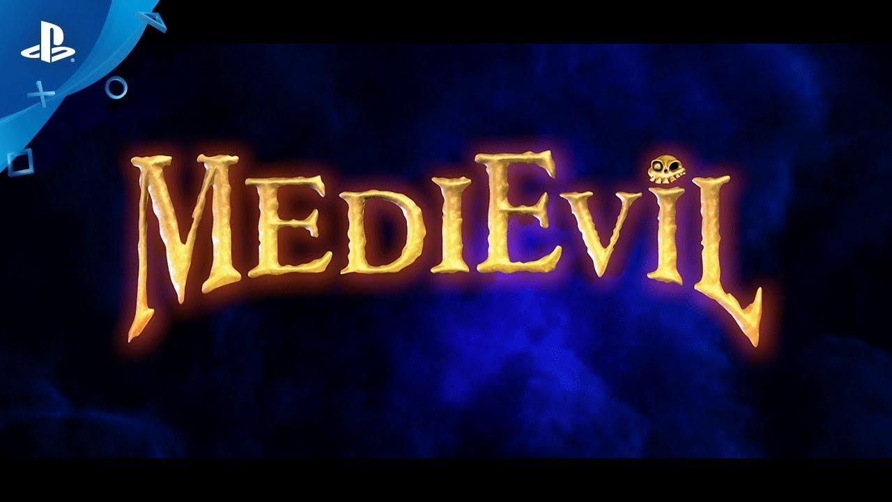medievil ps4 remaster