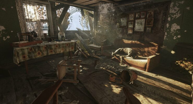 metro exodus nvidia rtx ray tracing demo 2