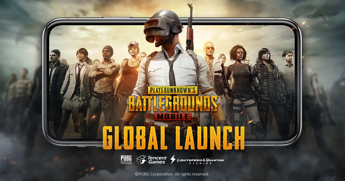 Download Pubg Mobile: Download: PUBG Mobile For IPhone, IPad & Android Released