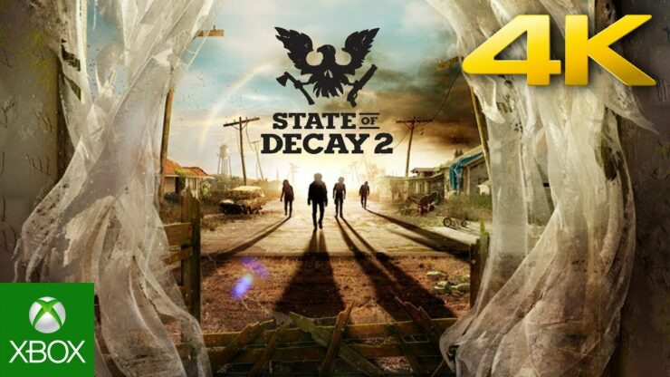 Undead Labs State of Decay 2