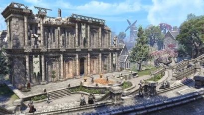 Elder Scrolls Online returns to high fantasy with new Summerset expansion