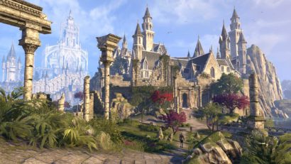 The Elder Scrolls Online Summerset expansion announced