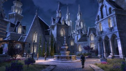 Summerset Expansion Announced For The Elder Scrolls Online