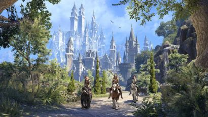 Summerset will take you to the home of the High Elves