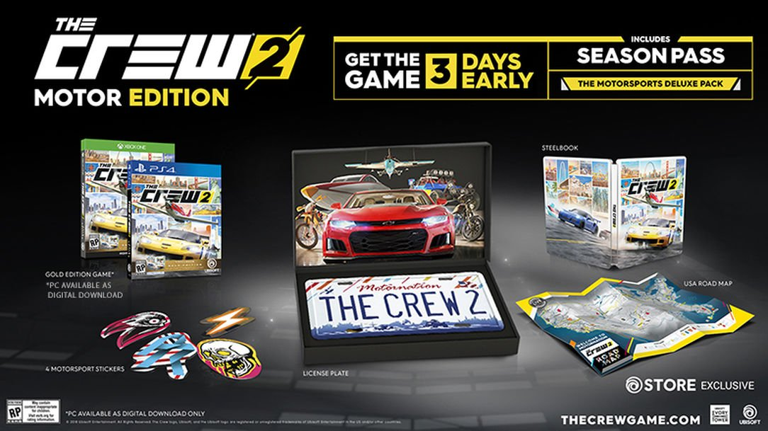 The Crew 2 gets official release date