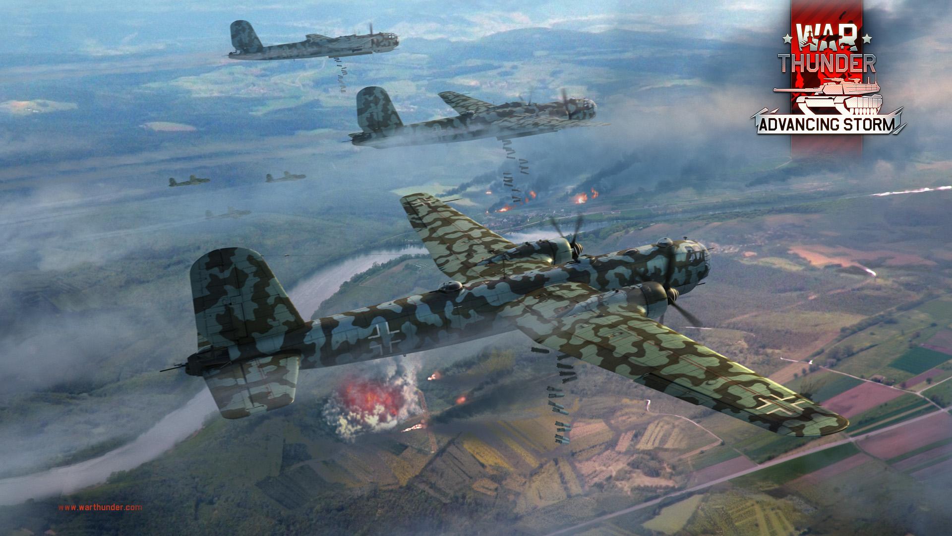 war of thunder