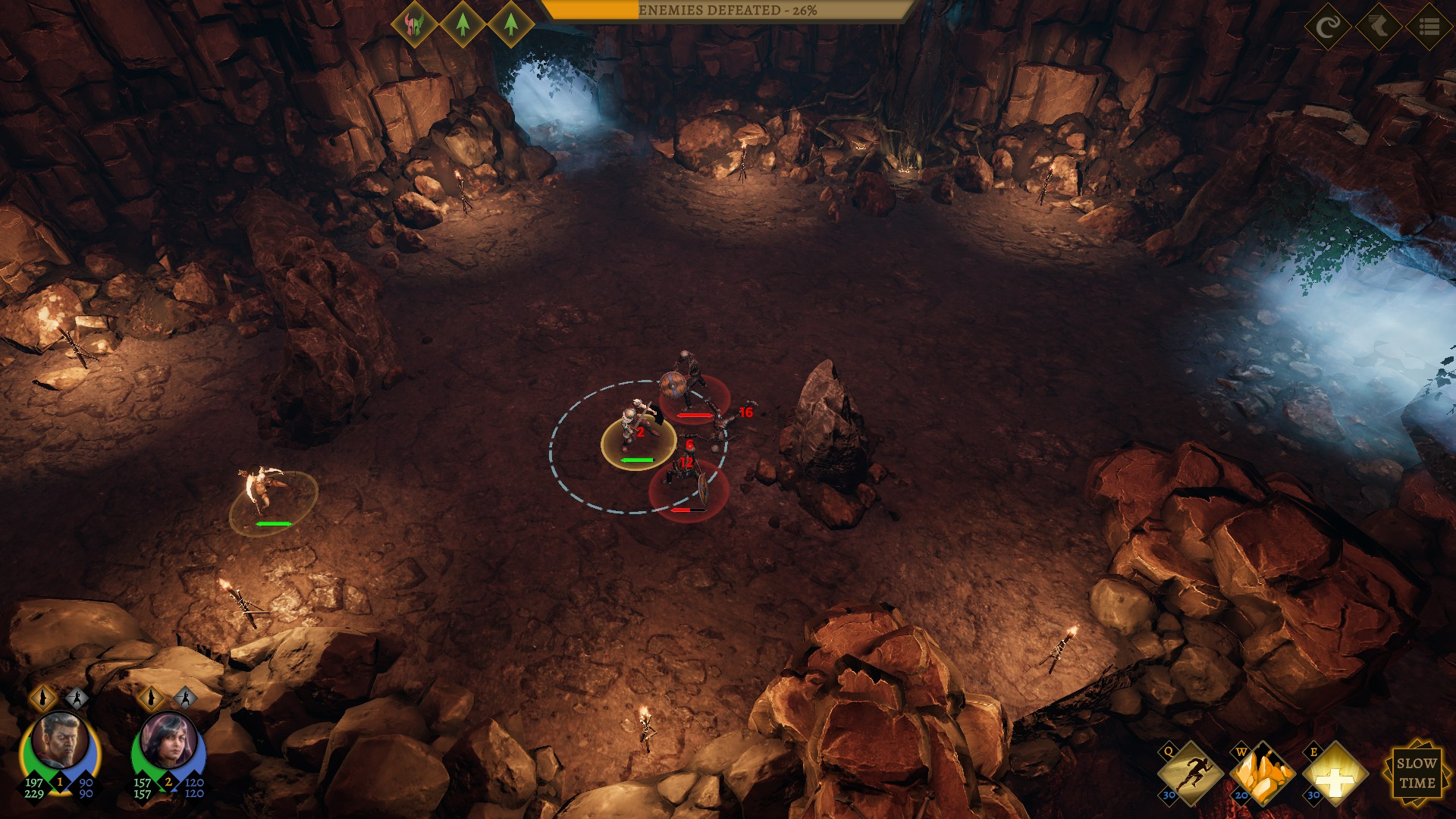 Tower of Time Review - Dungeons, Dragons And Upside Down Towers