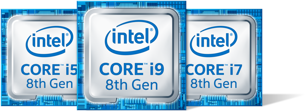 Intel 8th Gen Core i9 Notebook CPU