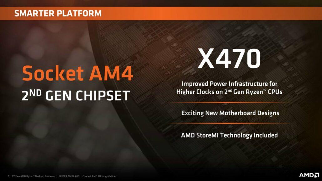 AMD Ryzen 2700 CPU Review – The Zen+ Refresh and 400-Series