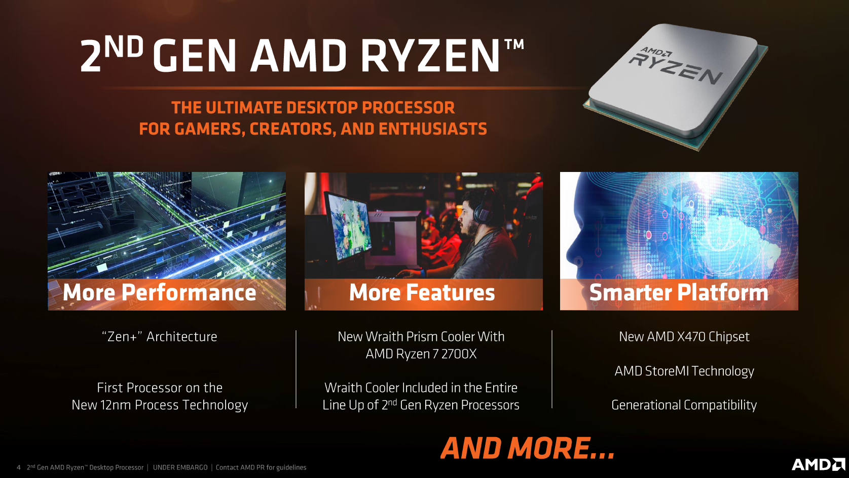 AMD Ryzen 7 2700X and Ryzen 5 2600X Overclocked to 5 88 GHz