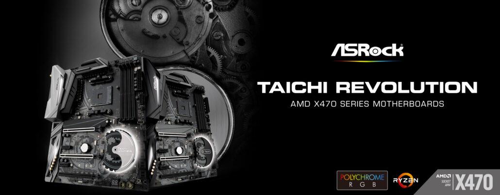 AMD X470 Motherboard Roundup Featuring ASUS, ASRock, MSI, AORUS