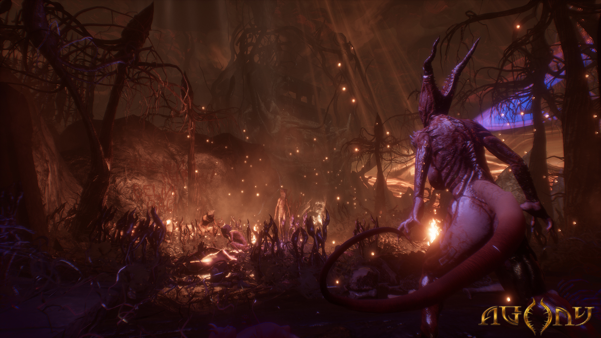 Horror Game Agony To Launch on May 29th for PC, PlayStation 4 and Xbox One