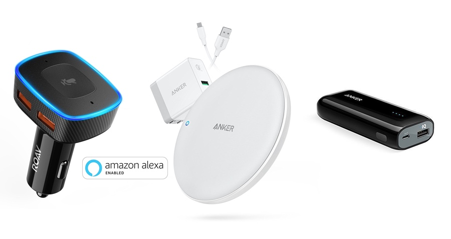 anker deals discount on powerwave wireless charger. Black Bedroom Furniture Sets. Home Design Ideas
