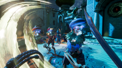 Arabian Nights-Inspired Roguelite City of Brass Launches in May