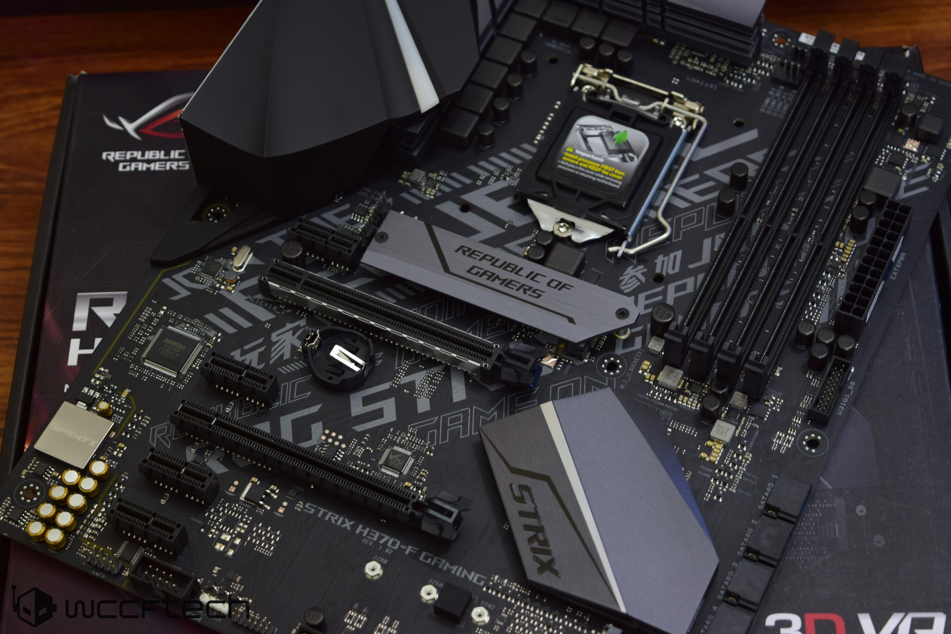 Intel H370 and B360 Motherboard Review Feat  ASUS ROG STRIX