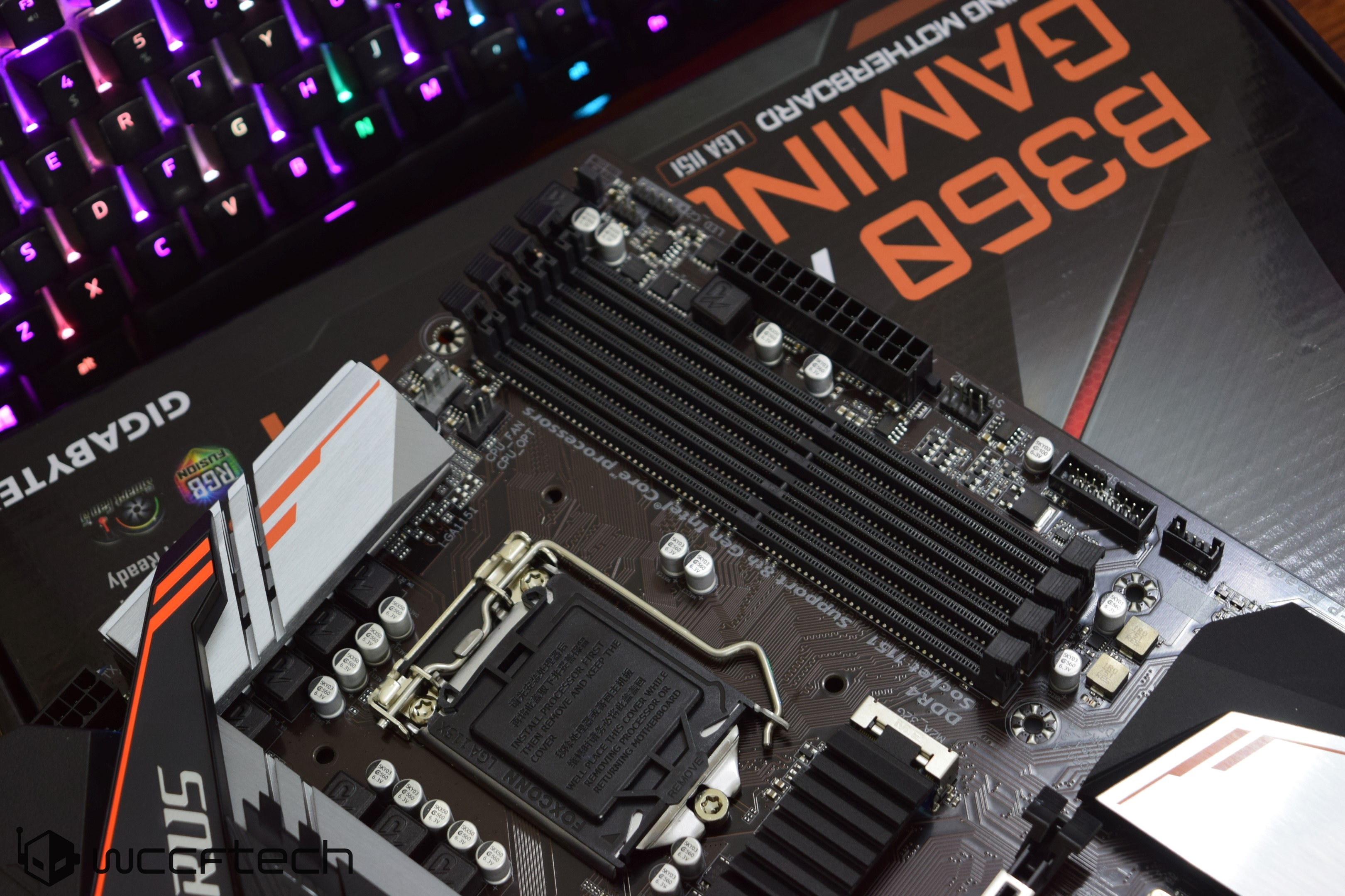 Intel H370 and B360 Motherboard Review Feat  ASUS ROG STRIX H370-F