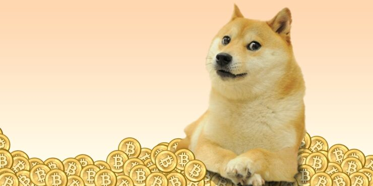 Dogecoin cryptocurrencies XD