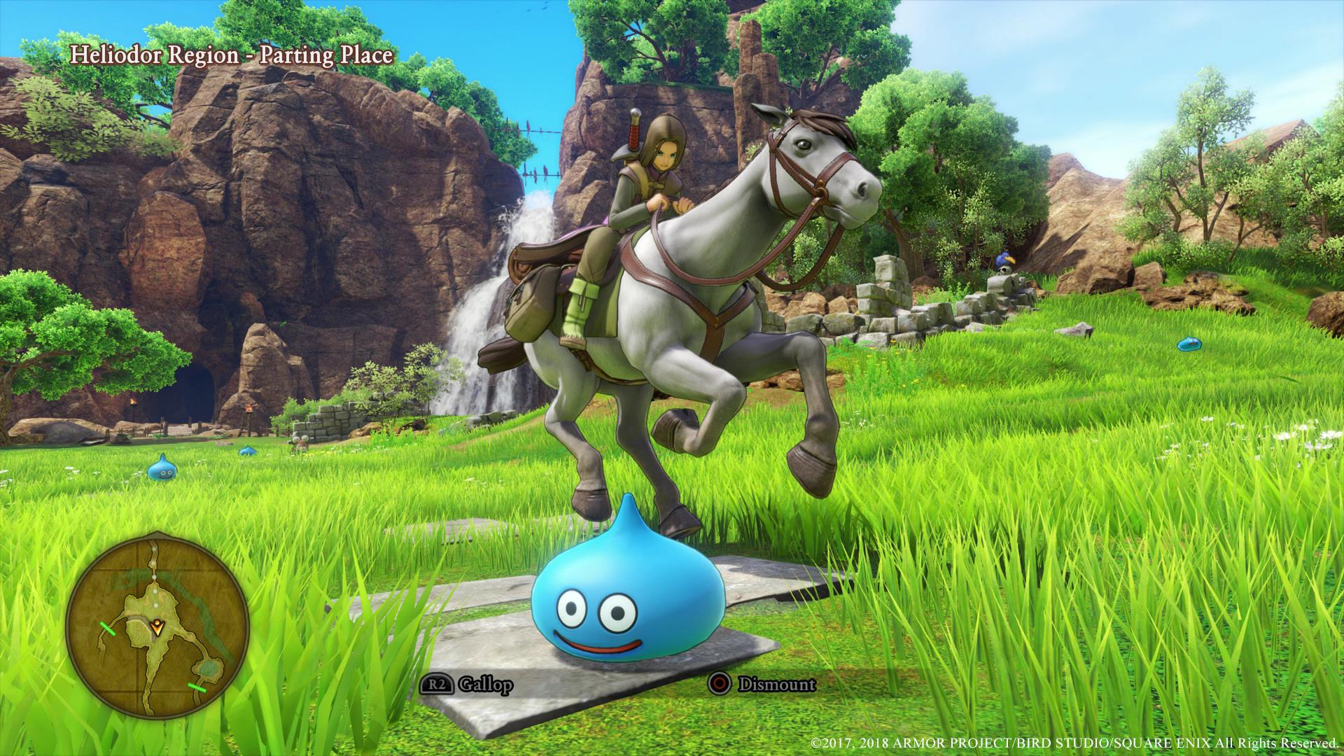 Dragon Quest 11 Kugeln