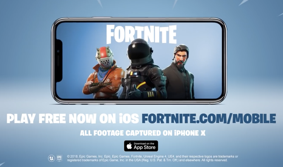 fortnite battle royale download free mobile