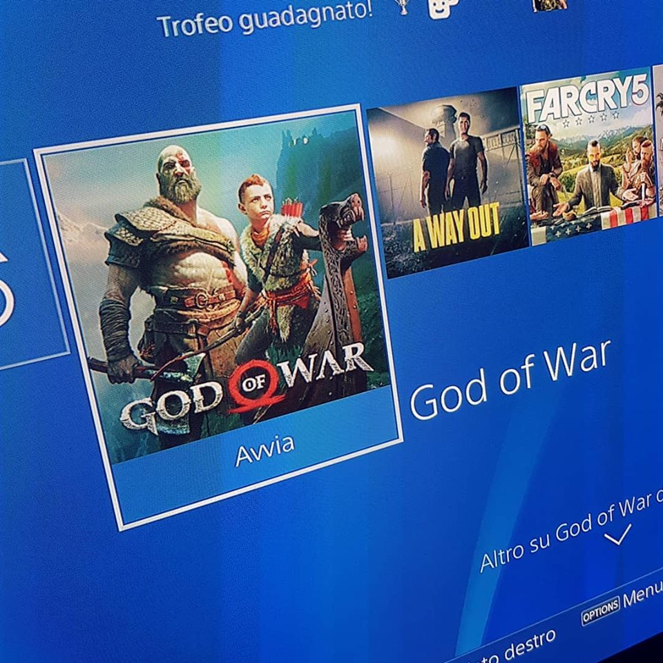 New God Of War PS4 Trailer Showcases Kratos's Leviathan Axe