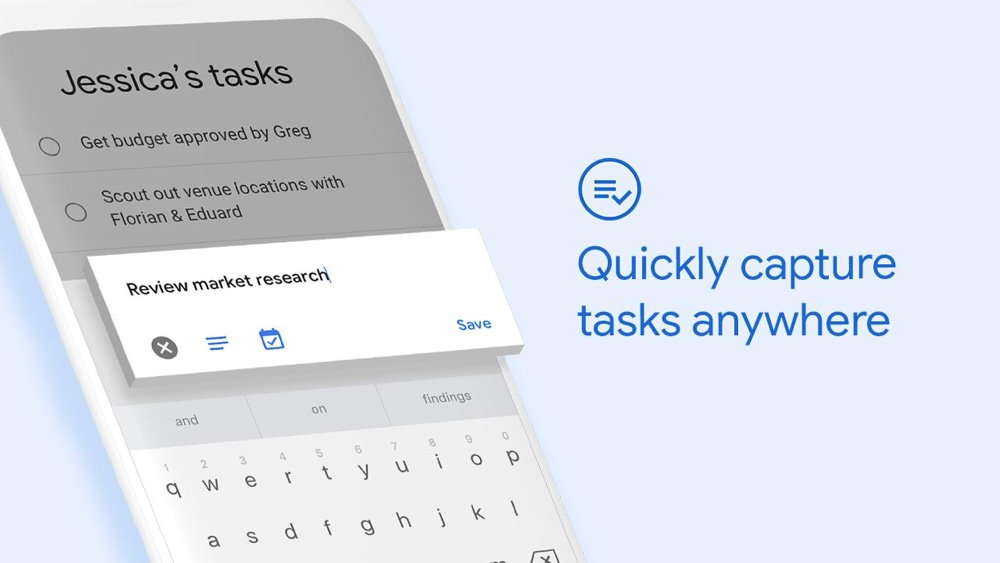 Download Google Tasks Official App for iPhone and Android