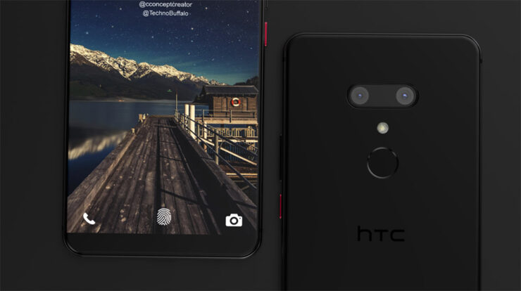 HTC U12 Plus Is Going to Get a Massive Spec Bump When Compared to Its Predecessors - 8GB of RAM Listed