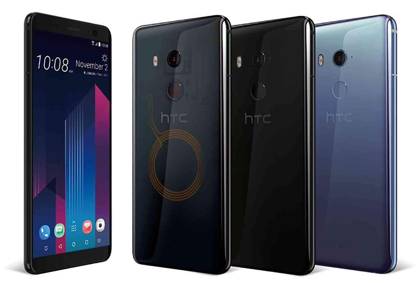 HTC U12 Plus more renders better visuals of flagship
