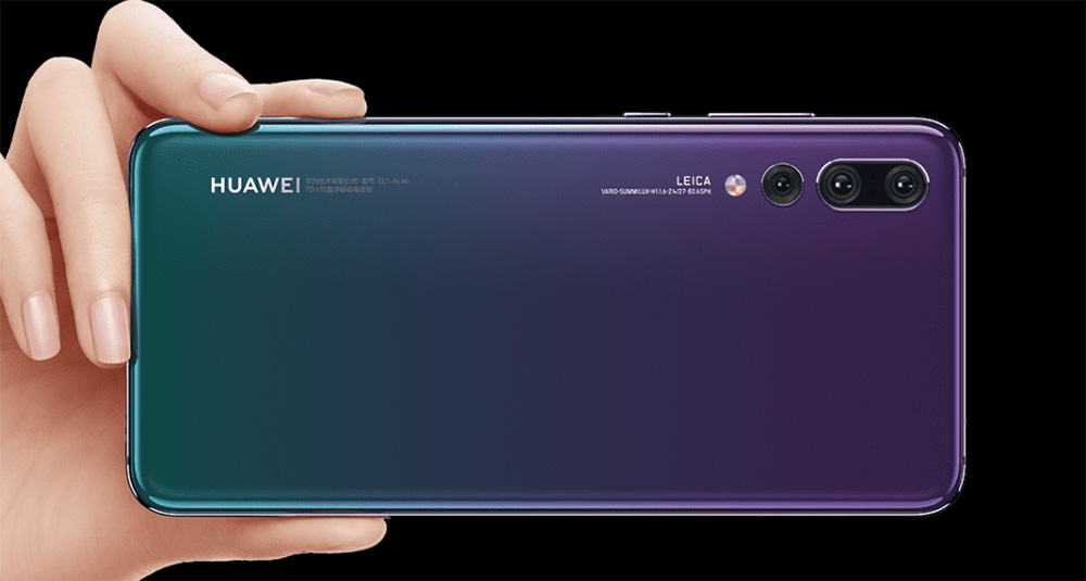 Latest Huawei P20 Pro Update Disables Camera AI Features