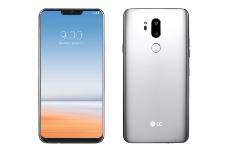 LG G7 Leak Promises to Feature a Notch and Chin on the Display Plus a Wide-Aperture Touting Camera