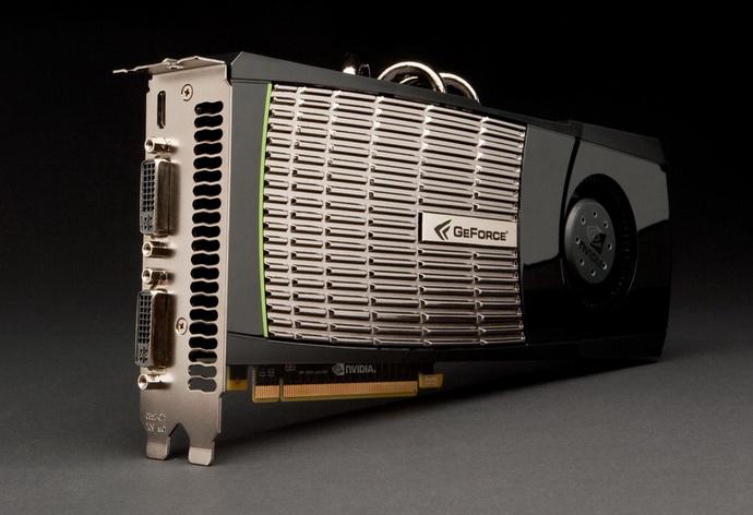 NVIDIA Fermi GeForce GPUs
