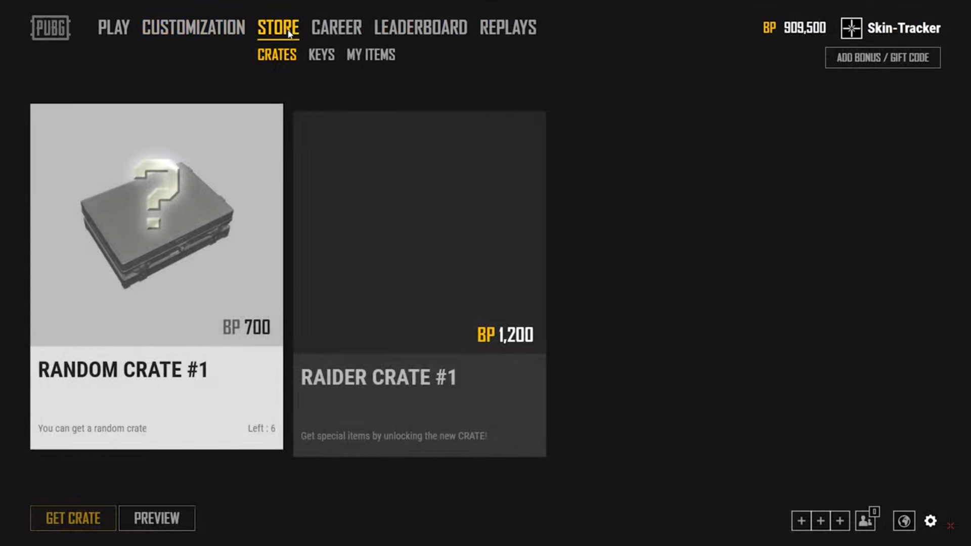 Pubg Updated Ui Map Selection And Shop Showcased In Unofficial Footage