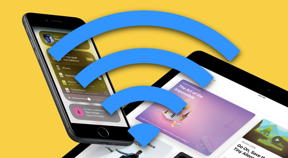 How to Prioritize WiFi Networks in iOS 11 and macOS High Sierra