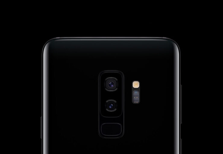 Galaxy S9 Plus With an iPhone X Camera Lining & Smaller Battery Might Be Released Soon