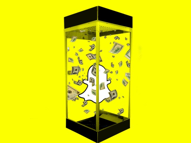 Snap Stock Continues Freefall, Now Worth Less Than A Third Of IPO