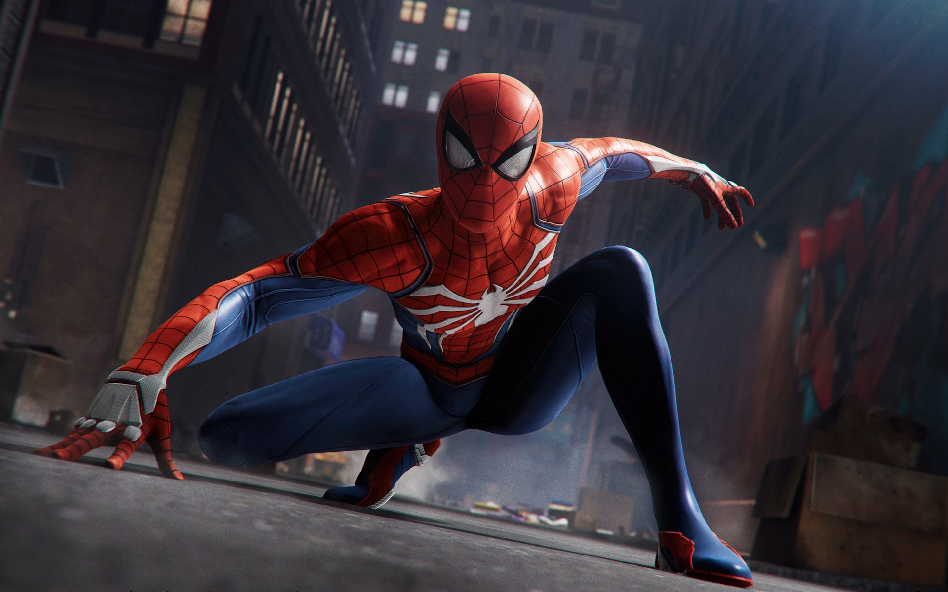 Spider Man Ps4 Won T Get Playable Demo Leaderboards For Challenges