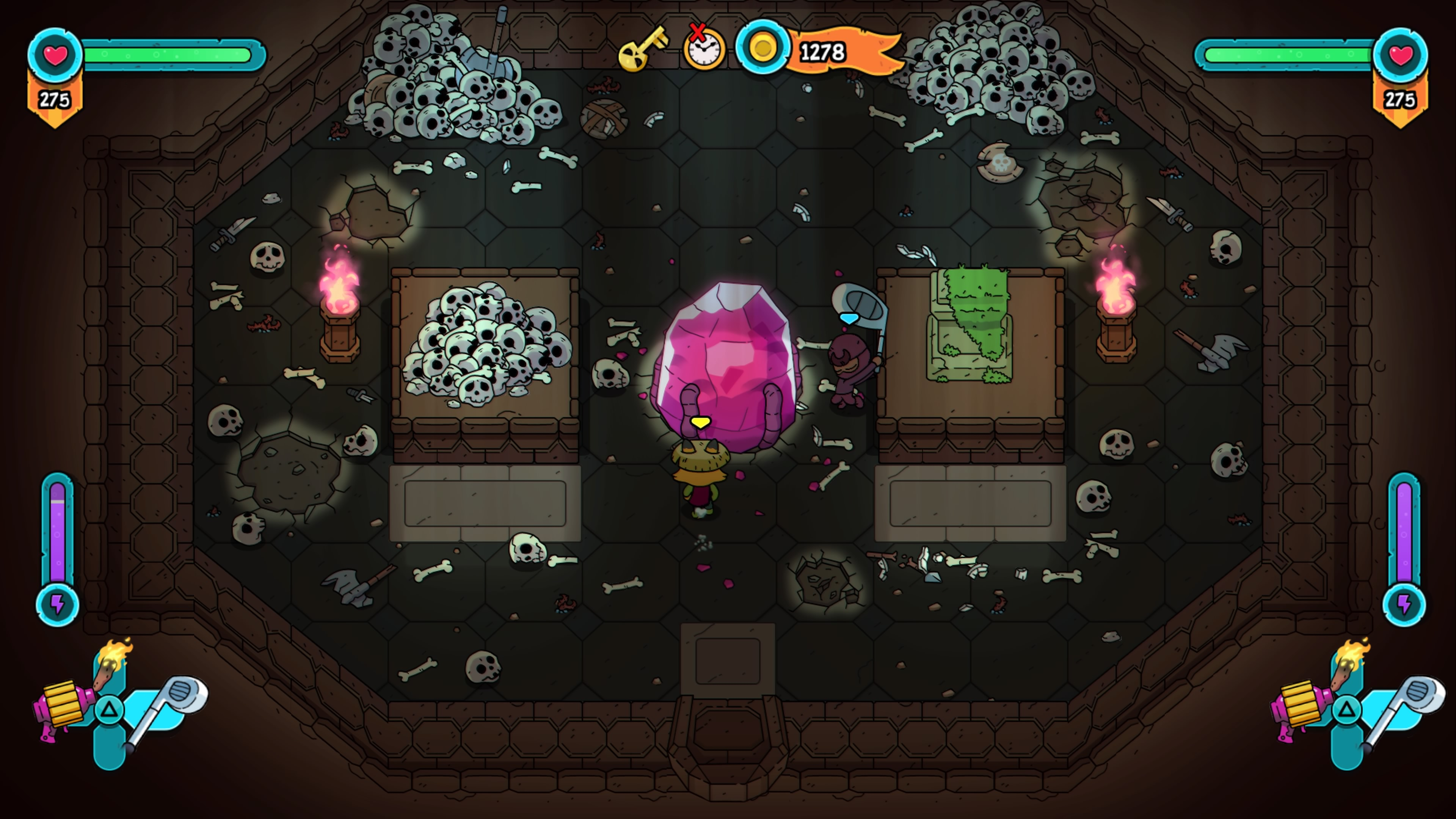 The Swords of Ditto Review - Generations of Evil
