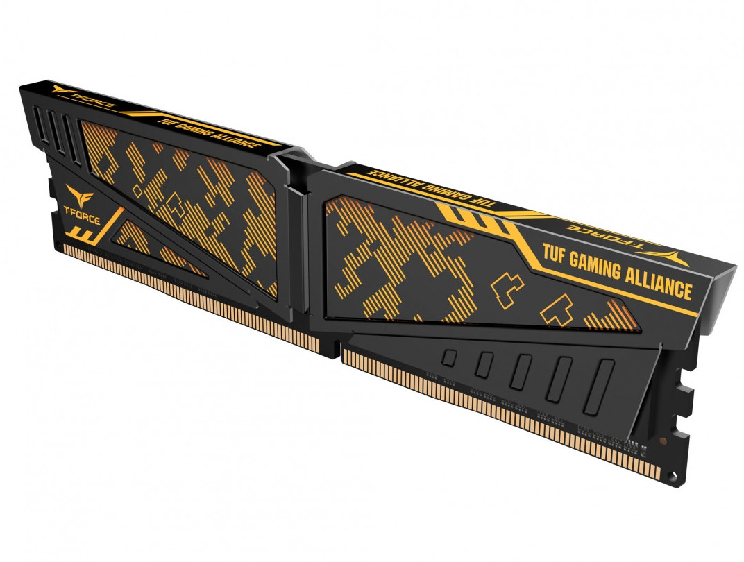 Team Group Presents T-Force Vulcan TUF Gaming Alliance DDR4