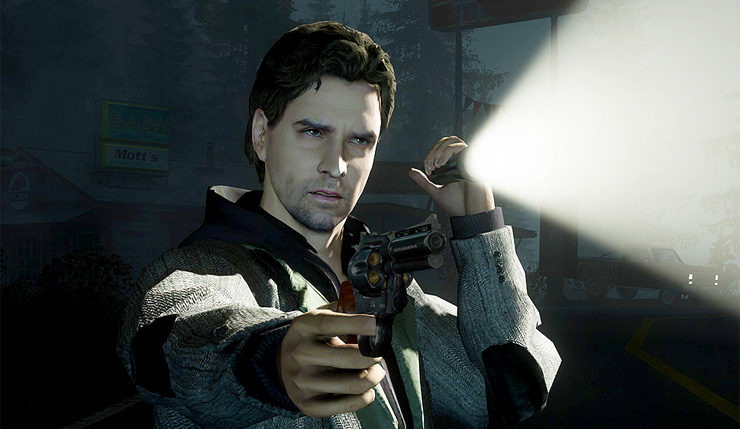 Control Alan Wake Remedy