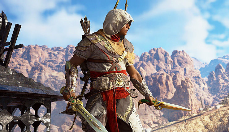 Assassin's Creed Origins' PC-Only Animus Control Panel ...