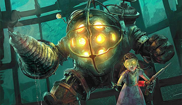 BioShock PS Plus