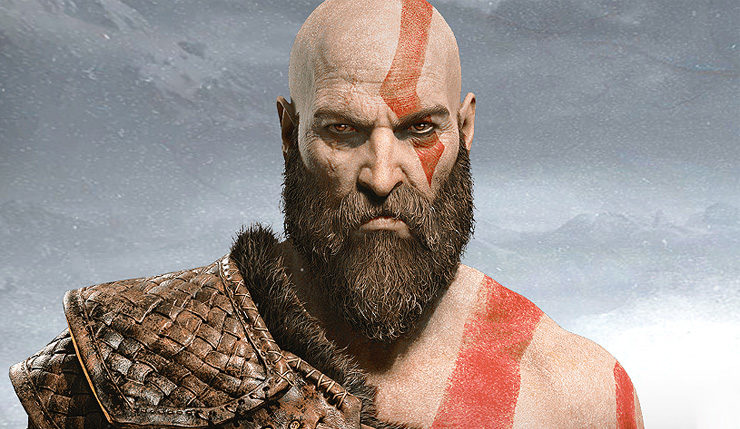 God of War Video Shows Off Your Kratos Customization Options